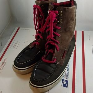 Sperry Top-Sider Acklins Corduroy Shoes Boots